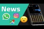 Video - Versteckte WhatsApp Emojis, Dark Mode, WhatsApp Währung und weitere News