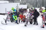 Video - Snow Bikes - Motocross im Winter