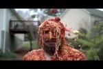 Video - Raining Food