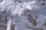 Video - wahnsinnige Skifahrer
