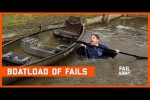 Video - Boatload of Fails - Hoppalas mit Booten