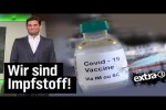 Video - Corona-Impfstoff: Germany first? - extra 3
