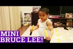 Video - Mini Bruce Lee