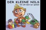 Video - Der kleine Nils will auch bei DSDS mitmachen