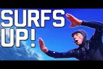 Video - Hoppalas beim Surfen und Wellenreiten