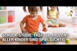 Video - Schock-Studie: Fast 100 Prozent aller Kinder sind spielsüchtig