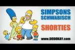 Video - dodokay - Die Simpsons - Trickfilmklassiker schwäbisch