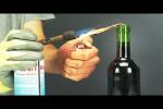 Video - 15 coole Wege eine Weinflasche zu öffnen