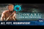 Video - Donald Trump hat Corona - und verharmlost die Krankheit weiter