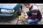 Video - so entfernt man eine Parkkralle
