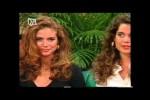 Video - 1992: Der erste TV-Auftritt von Heidi Klum