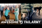 Video - Strong Couple Workout Wins VS. Fails - People Are Awesome VS. FailArmy