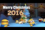 Video - die Minions und Weihnachten