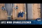 Video - Die Ernte ist gesichert: Lutz van der Horst hilft beim Spargelstechen | heute-show
