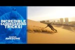 Video - Geniale Sandboarding Tricks