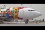 Video - wie ein Flugzeug zusammen gebaut wird