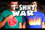 Video - T-Shirt War