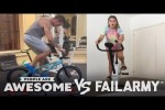 Video - People Are Awesome vs. FailArmy - Biking, Hockey, Soccer & More