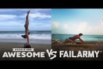 Video - People Are Awesome vs. FailArmy | Golfing, Trickshots & More