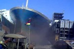 Video - Beiseite, hier kommt das Schiff
