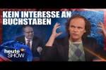 Video - Bildungspolitik in Deutschland läuft schief (mit Olaf Schubert)