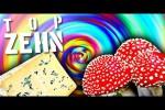 Video - 10 Lebensmittel, die dich HIGH machen können