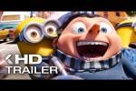 Video - MINIONS 2 Trailer in Deutsch