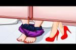 Video - 6 Dinge die Frauen tun, wenn sie alleine sind