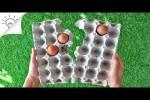 Video - 8 kreative Ideen mit Eier-Kartons