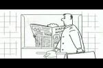 Video - eine russische Geschichte von der einsamen Klofrau