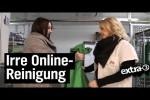 Video - Realer Irrsinn: Online-Wäscheservice - extra 3