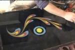 Video - Auf dem Wasser malen