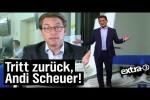 Video - Andreas Scheuer: Fachkräftemangel in Person - extra 3