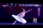 Video - klasse Frau, schöner Tanz, tolle Zauberei