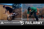 Video - Bike, Pole Dancing, Gymnastics Wins Vs. Fails & More! | People Are Awesome Vs. FailArmy