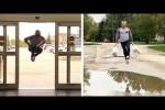 Video - Wenn Leute in den Laden schweben könnten