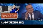 Video - Handwerker die begehrtesten Männer Deutschlands