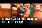 Video - Die verrücktesten Szenen des Jahres 2020