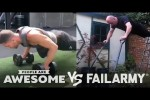 Video - People Are Awesome vs. FailArmy - Weightlifting, Pool Trickshots & More