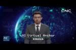 Video - Computer animierter Nachrichtensprecher
