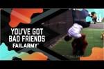 Video - Wer solche Freunde hat...