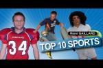 Video - Remi Gaillard – Top 10 Sports