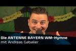 Video - Die ANTENNE BAYERN WM-Hymne mit Andreas Gabalier zur Weltmeisterschaft 2018