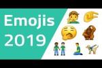 Video - Die neuen Emojis 2019