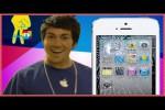 Video - die Leute in der iPhone 5-Schlange verkohlen