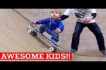 Video - PEOPLE ARE AWESOME 2017 (Kids Edition) - diese Kinder haben es drauf