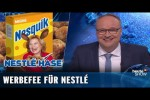 Video - Julia Klöckner im Nestlé-Shitstorm - heute-show vom 07.06.2019