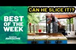 Video - People Are Awesome - Best of the Week: Bladesports, Acro Tricks, Cardistry & More