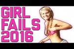 Video - Girl Fails 2016 - die besten des Jahres 2016