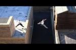 Video - Parkours über die Dächer